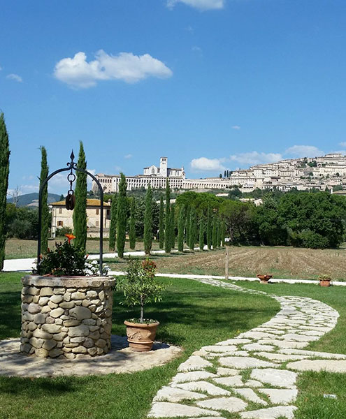 Agriturismo Assisi Bed & Breakfast All'Antica Mattonata