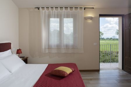 Agriturismo camere in bnb con giardino ad Assisi