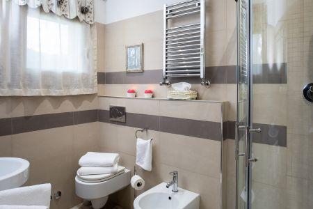 Appartamenti vacanze ampie camere con bagno Agriturismo Assisi