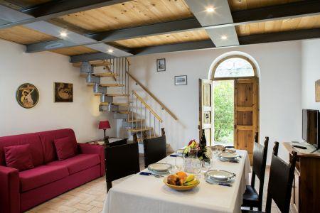 Appartamenti vacanze con bagno in camera Agriturismo Assisi