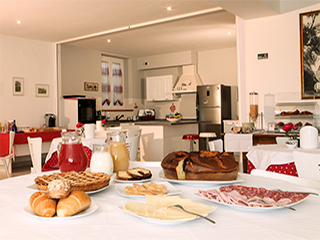 Breakfast bed and breakfast antica mattonata Assisi