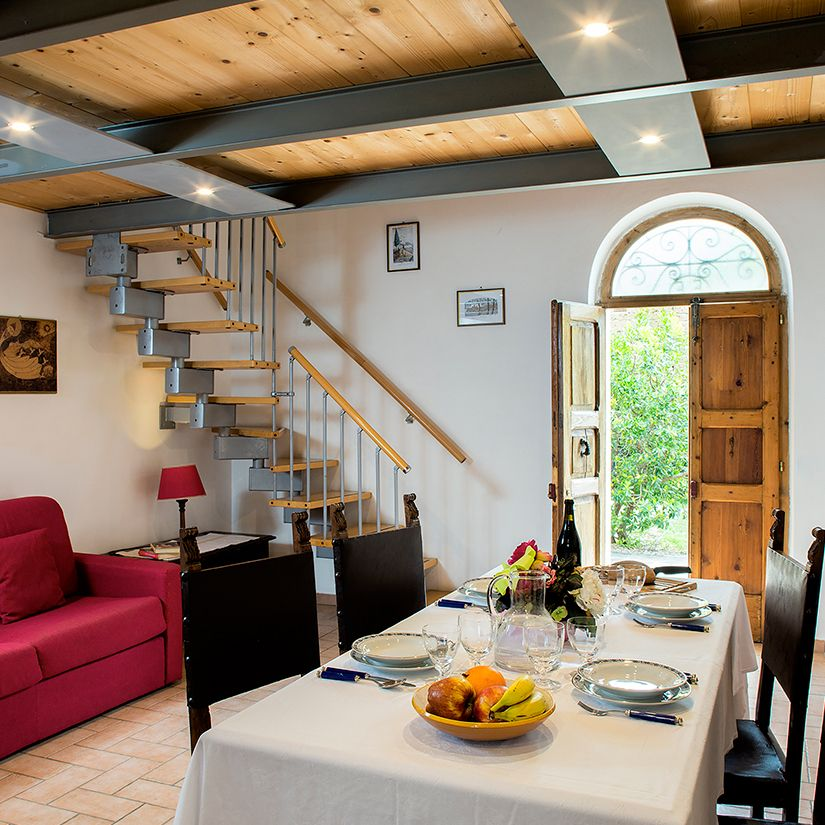 Apartments for rent with kitchen rentals in Assisi Umbria