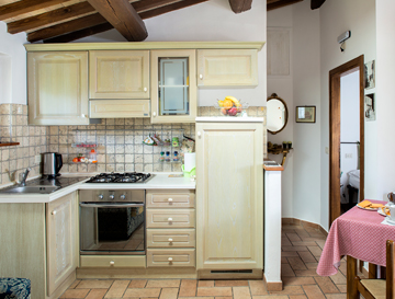 Apartments in Farmhouse for holidays in Assisi Umbria