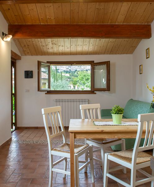 Farm mini apartment rental in Assisi