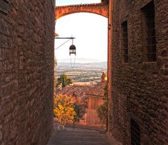 I vicoli di Assisi