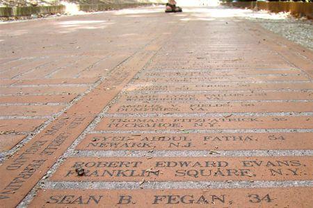 Strada Mattonata di Assisi sulla Via di Francesco