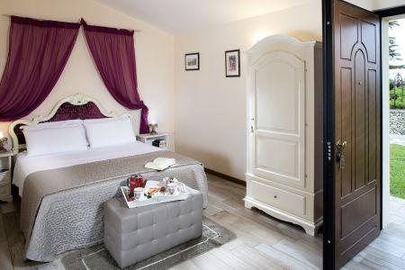 Assisi camere con vista panoramica Agriturismo All'Antica Mattonata