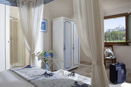 Assisi rooms 4 pax with bathroom in bnb farm holiday