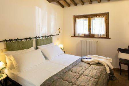 Family apartments in Farmhouse Assisi Umbria