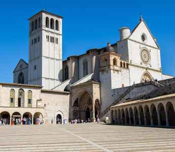 Assisi, Basilica of St. Francis