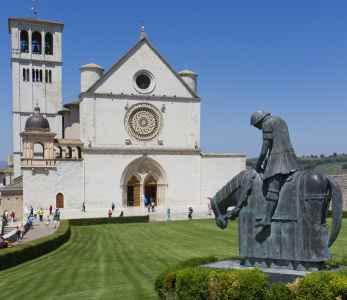Upper Basilica of San Francesco Assisi