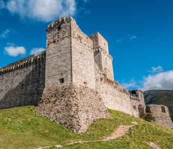 The Rocca of Assisi