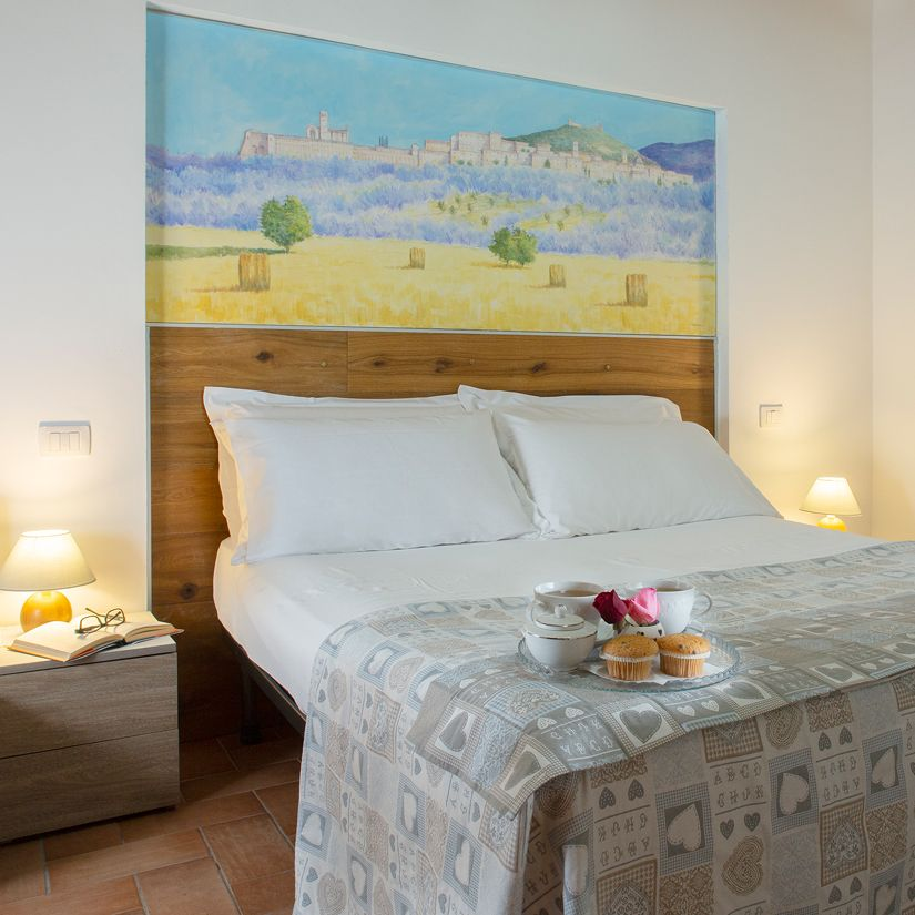 assisi suite bed and breakfast agriturusmo all'antica mattonata